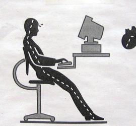 Computer Posture Charlotte NC Chiropractor