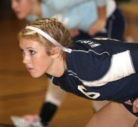 teen girl athlete